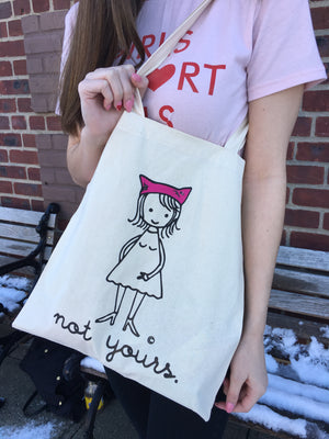 Not Yours Tote