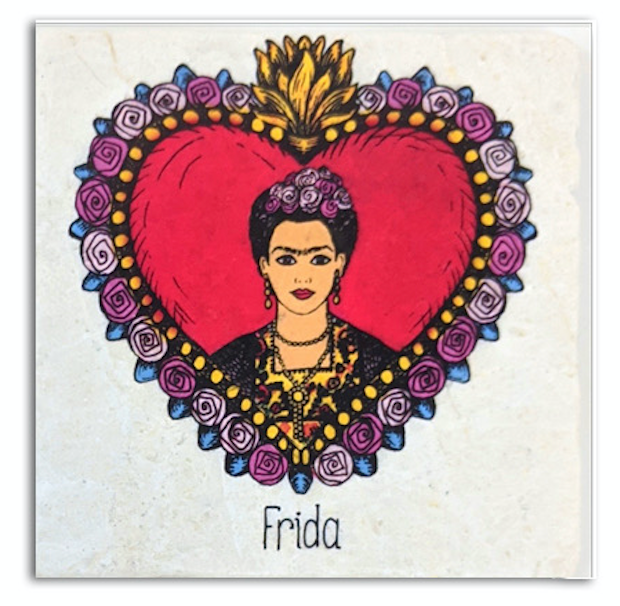 Frida Single Coaster