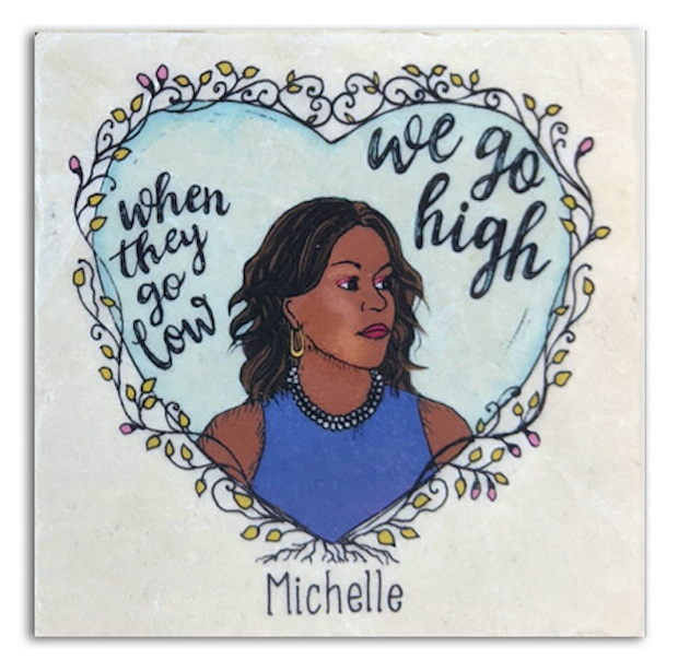 Michelle Single Coaster