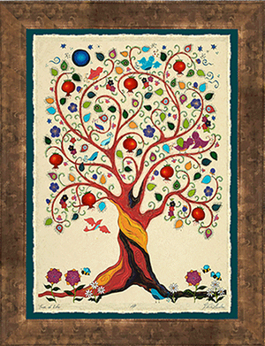 Tree of Life - Large - Vertical