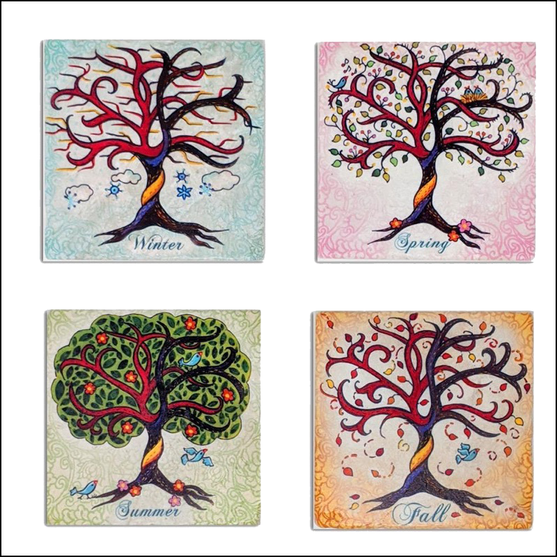 Seasons Coasters
