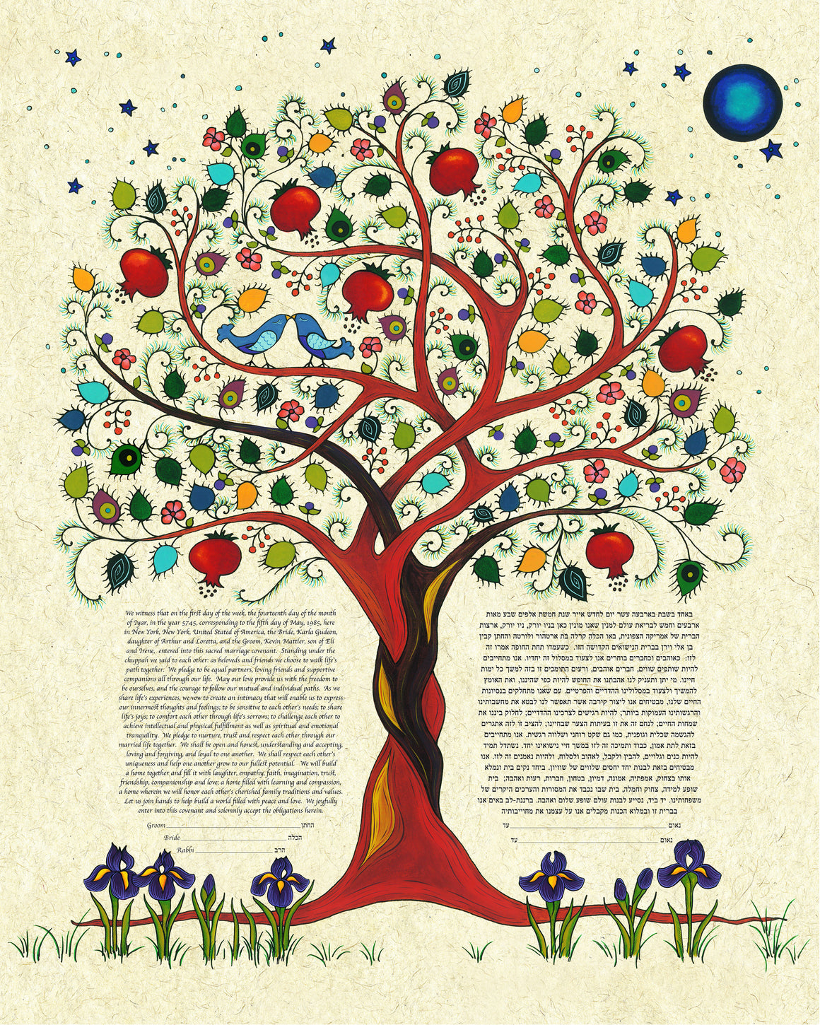 Tree of Life Version II