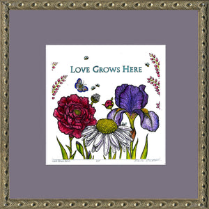Love Grows Here II