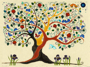 Tree of Life - Large - Horizontal