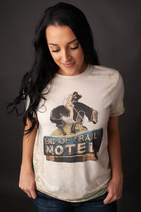 "Gina ""End of Trail Motel"" Tee"