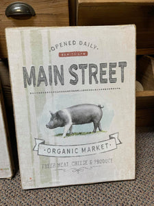 Main Street Organic Farm Picture