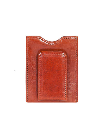 Scully Leather Magnetized Money Clip