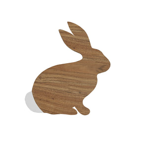 Bunny Shaped Board
