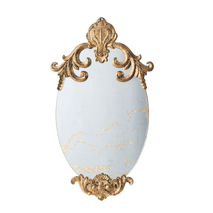 Decorative Gold Mirror Large