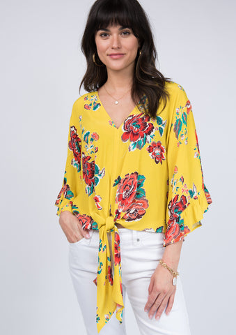 Ivy Jane Tropical Paradize Top!!!