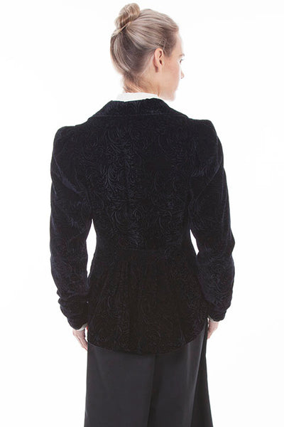 Scully Womens Embossed Coat