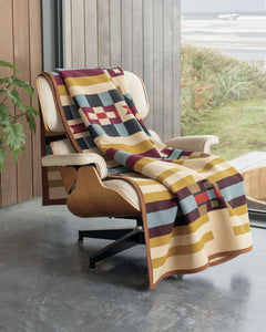 Pendleton Saddle Mountain Twin Blanket