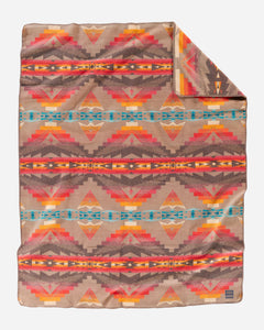 Pendleton Sierra Ridge Craftsman Twin Blanket