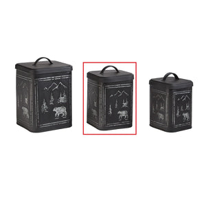 Medium Black Bear Canister