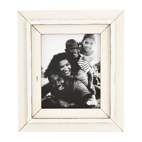 Mud Pie Large Weathered Picture Frame