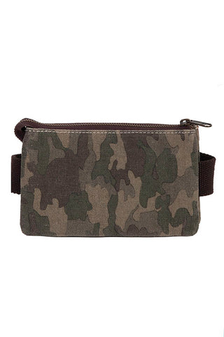 Scully Camo Fanny Pack