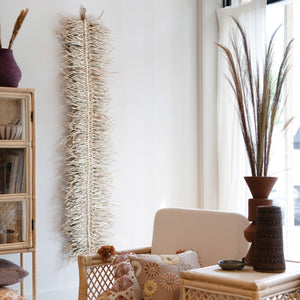 Handmade Seagrass Wall Décor