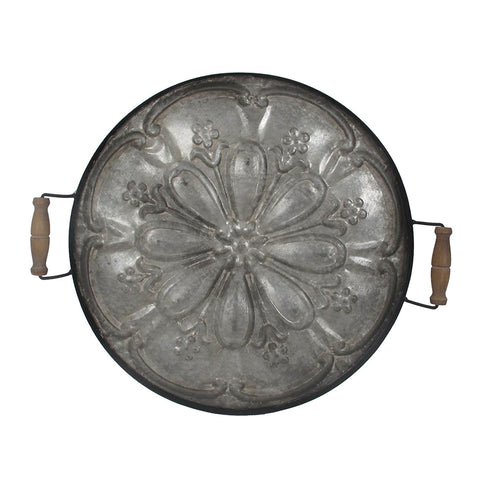 Round Decorative Tray