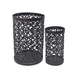 Candle Holder Set Of 2