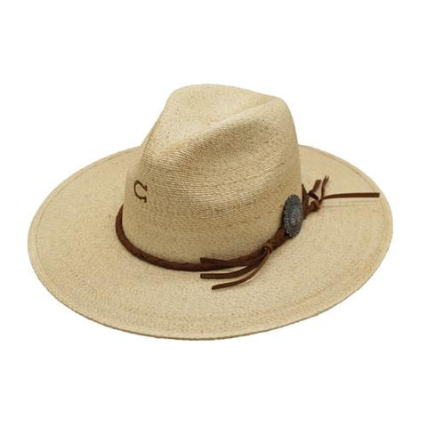 Charlie 1 Horse Lefty Straw Hat