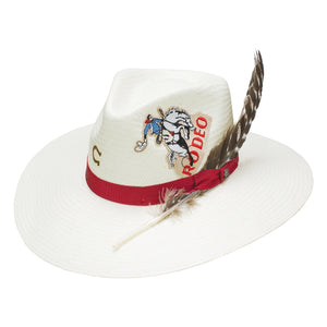 Charlie 1 Horse Rodeo Road Hat