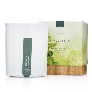 Thymes Eucalyptus Candle!!!