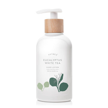 Thymes Eucalyptus White Tea Hand Lotion