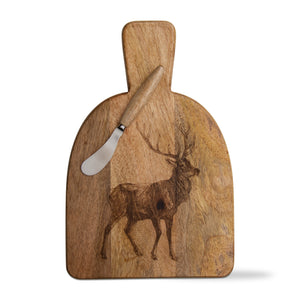 Stag Board and Spreader Set