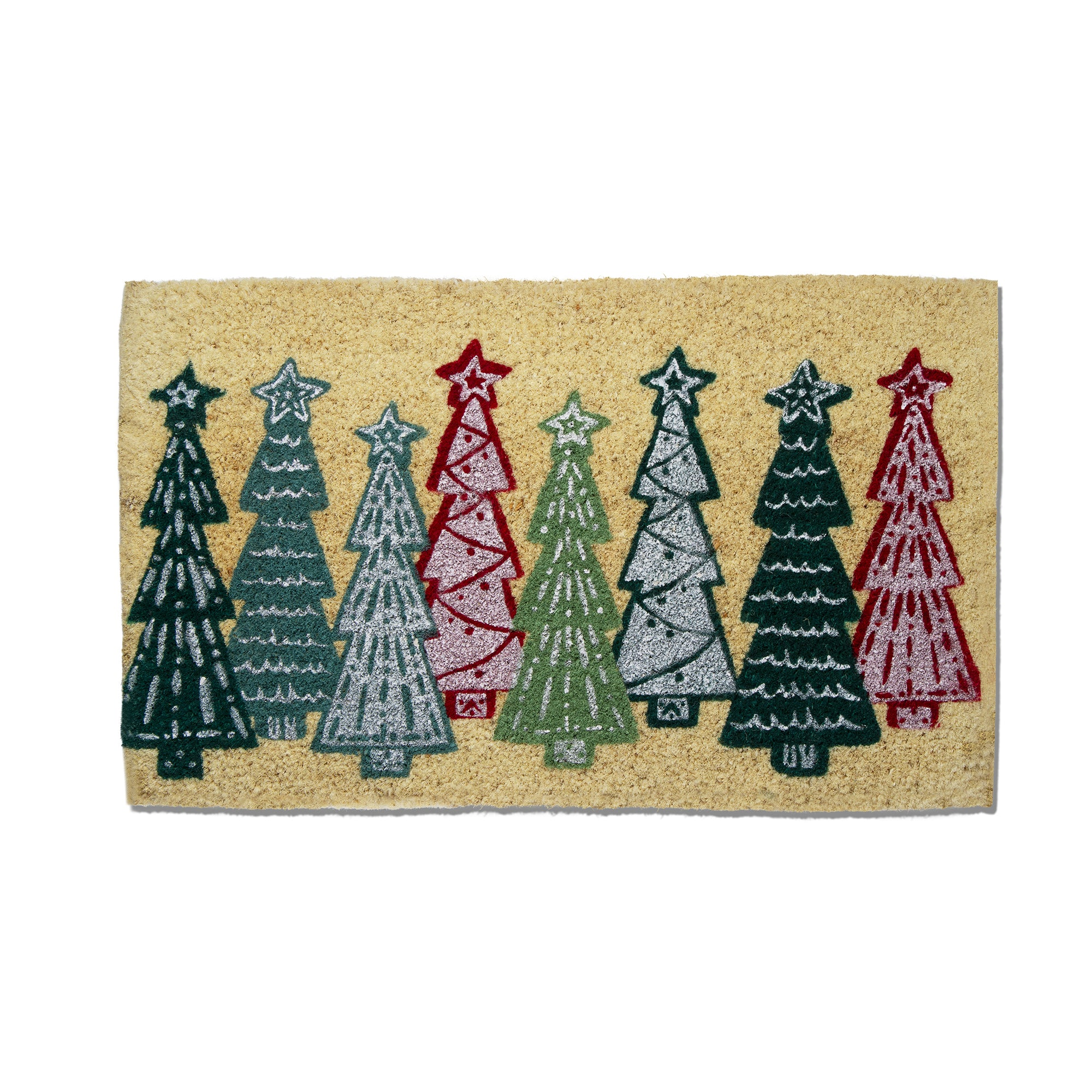 Cookie Trees Coir Mat