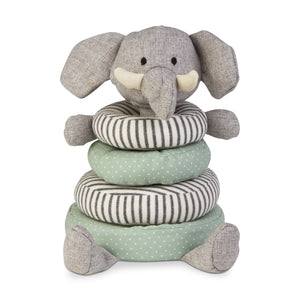 Elephant Stacker Plush Toy