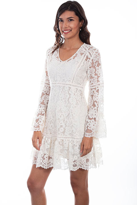 Scully Ivory Lace Dress!!!
