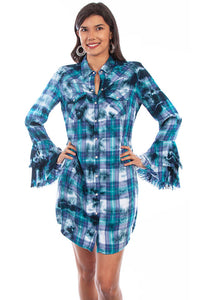 Scully Plaid Shirt Dress!!!