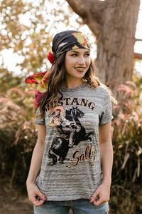 Rodeo Quincy Mustang Sally Tee