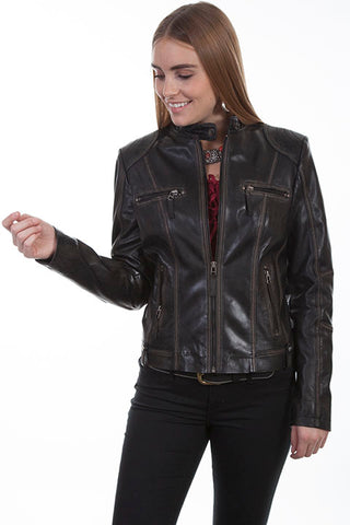 Scully Vintage Style Lamb Jacket