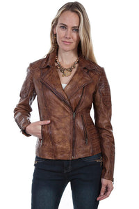 Scully Sanded Leather Jacket