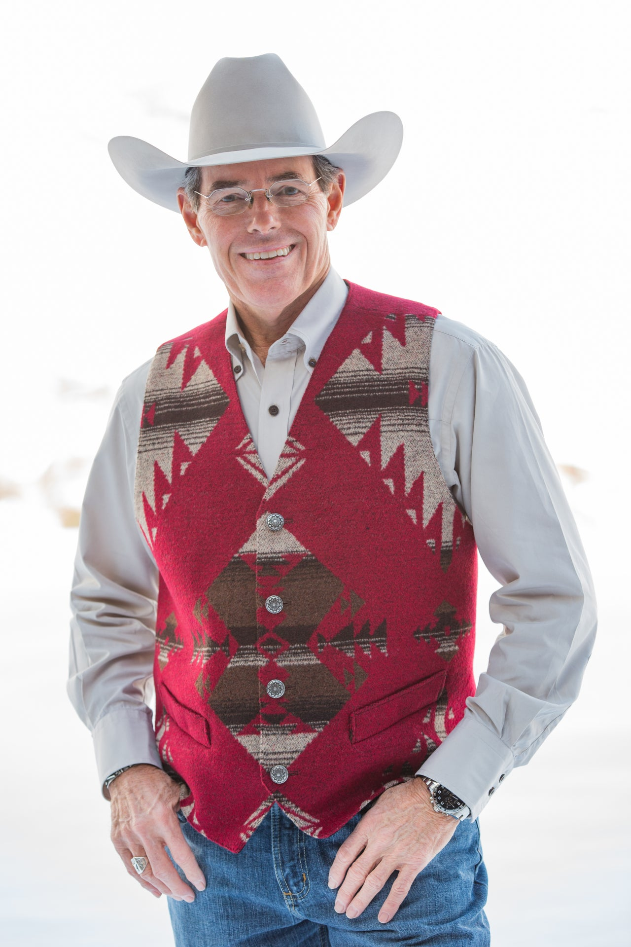 Men's Rhonda Stark Designs Red Butte Vest!!!