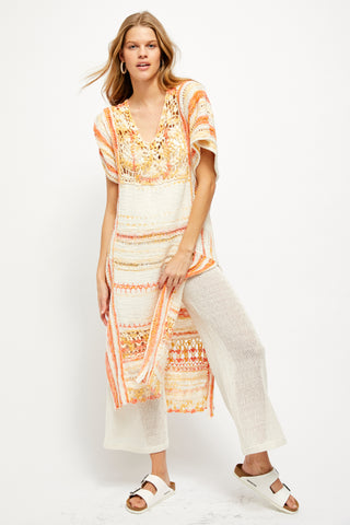 Free People Tropical Rain Maxi