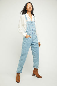 Free People Ziggy Denim Overall