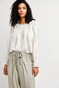 Free People Faraway Fields Top