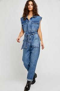 Free People Sydney Sleeveless Coverall