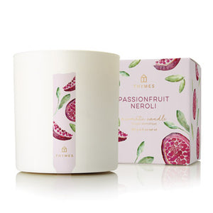 Thymes Passionfruit Neroli Poured Candle