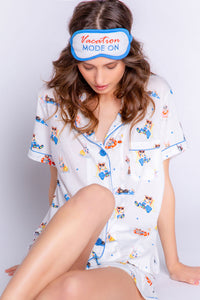 P.J. Salvage Vacation Pajama Set
