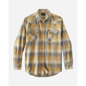 Pendleton Men's Snap-Front Western Canyon Shirt