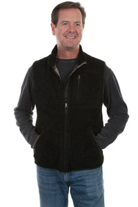 Scully Reversible Sherpa Vest!