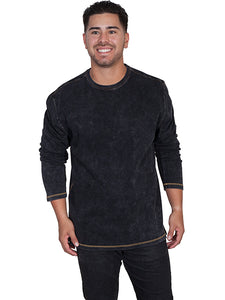 Scully Men's Ribbed Knit T-Shirt!!!