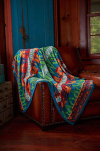 Tasha Polizzi Adobe Blanket Throw (PREORDER)