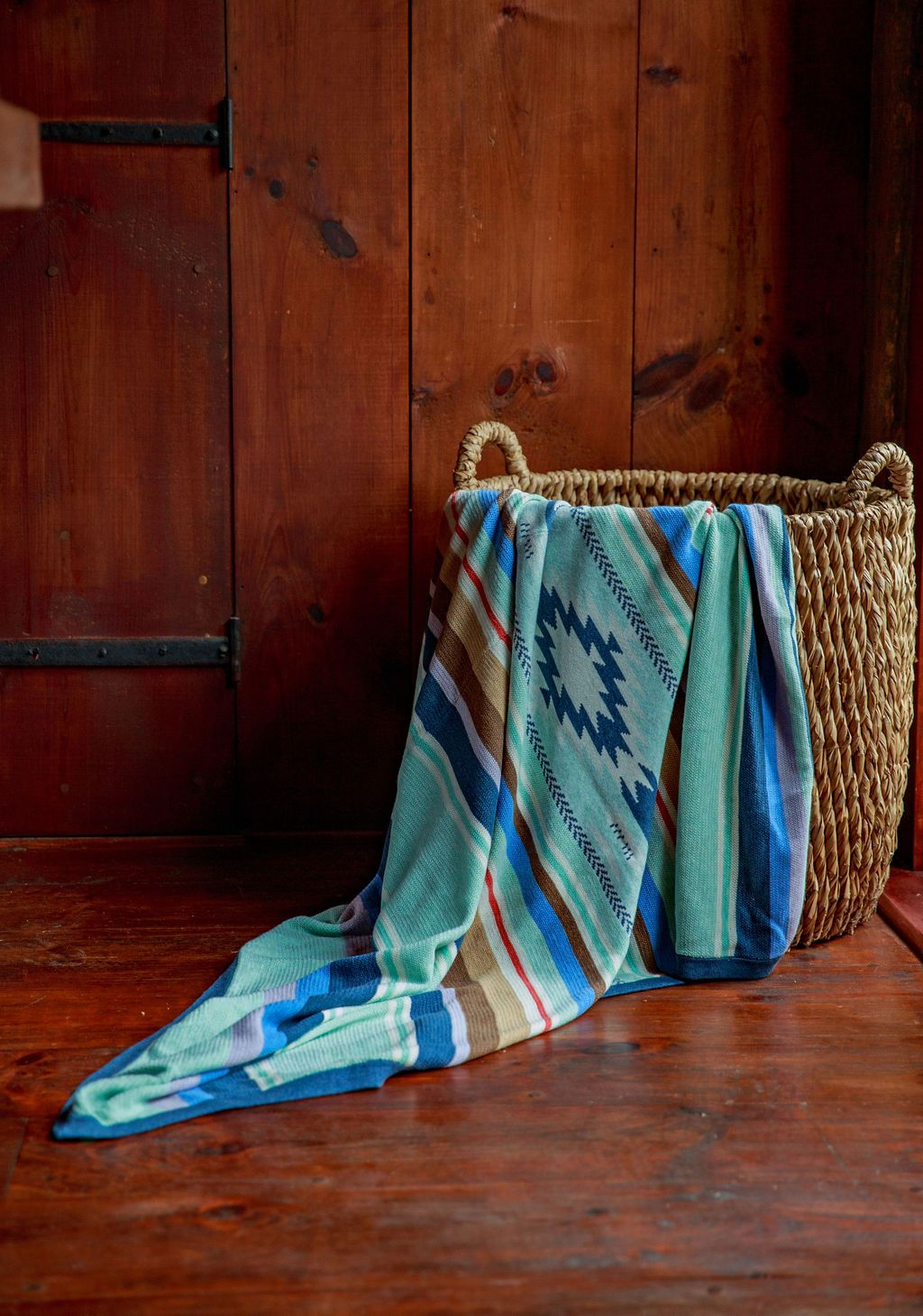 Tasha Polizzi Agawam Serape Throw