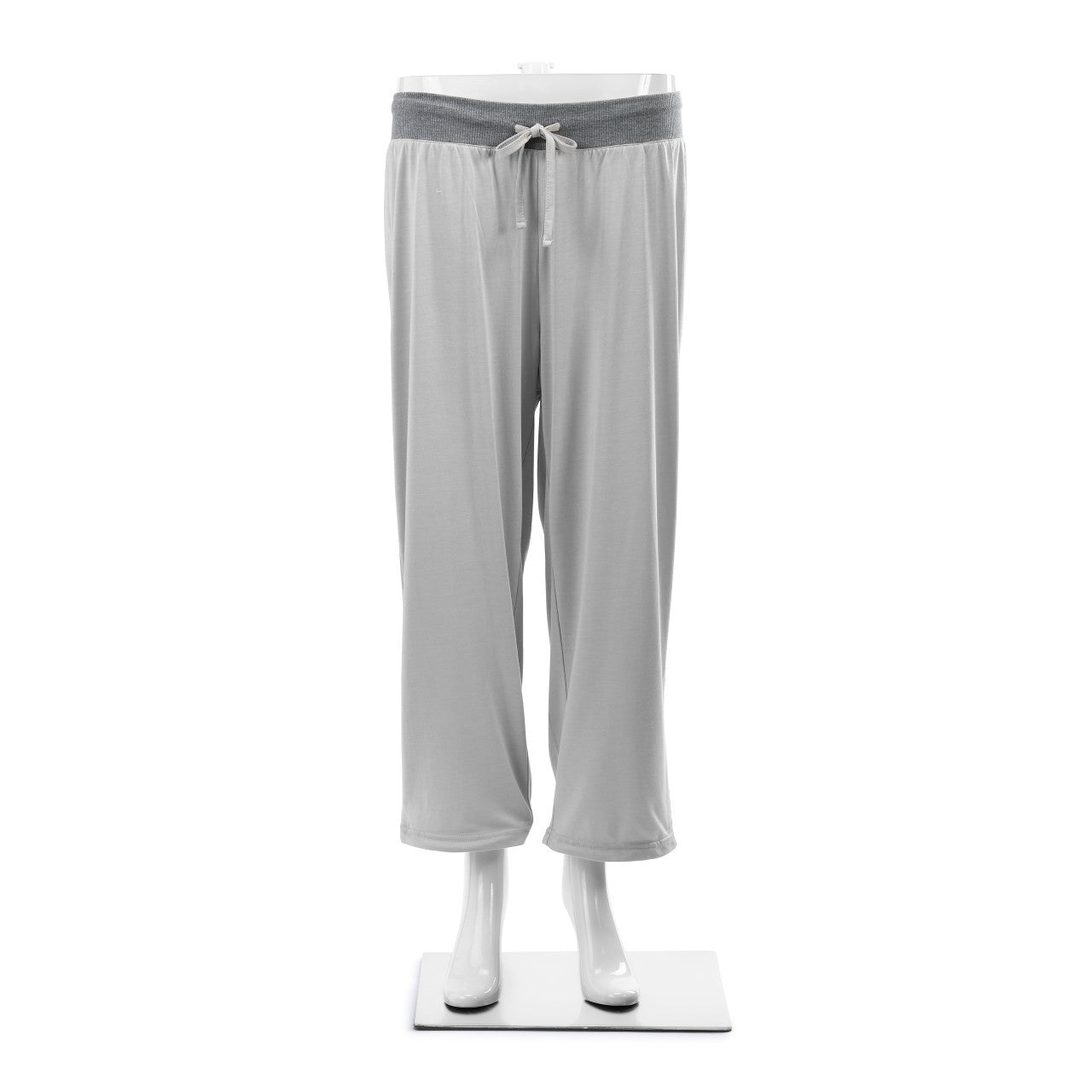 Bamboo Capri Pants in Gray!!!