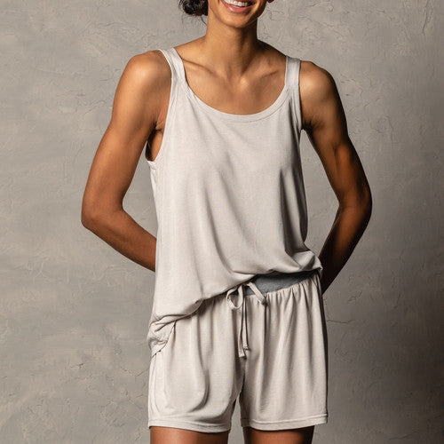 Bamboo Tank Top in Gray!!!