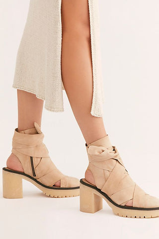 Free People Blake Platform Booties! 2 Color Options!